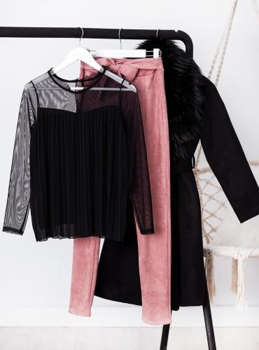 koszula LUNA - czarna