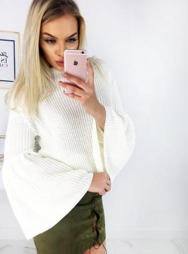 Sweterek PICO - kremowy