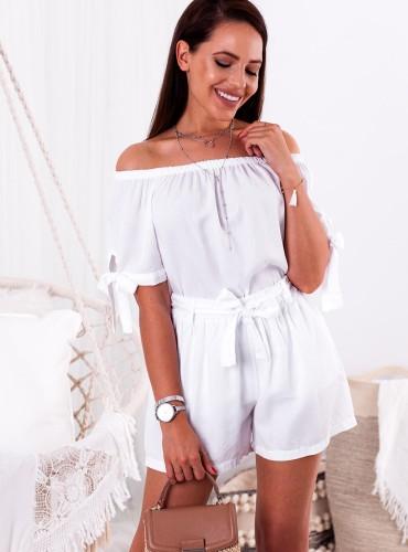 Bluzka VALENTINA - biała