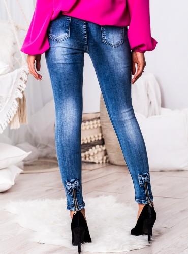 jeansy RIBBON