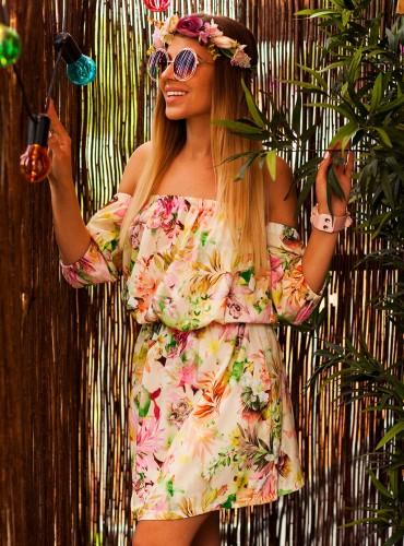 Sukienka FLOWERS JULIA