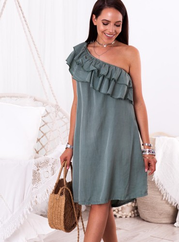 Sukienka Octavia - khaki
