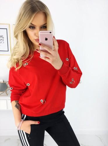 Bluza BARDA - czerwona