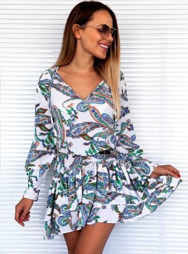Sukienka Sophia - Flora