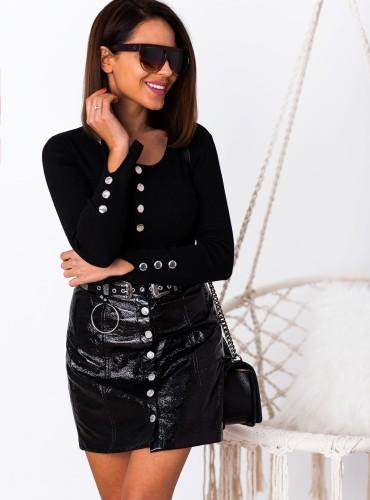 Bluzka ALANA - czarna