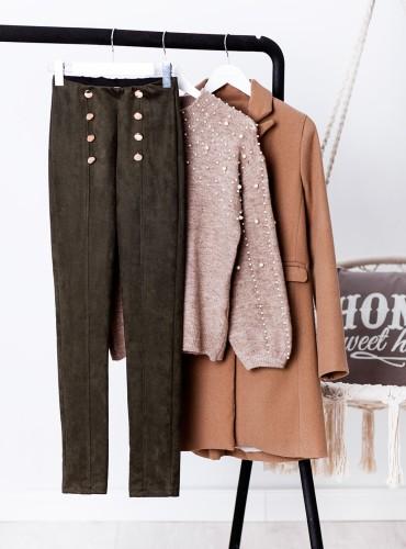 Spodnie DIXIE - khaki
