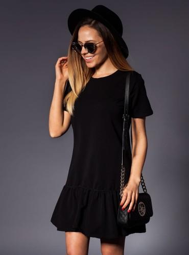 Sukienka EVA BLACK