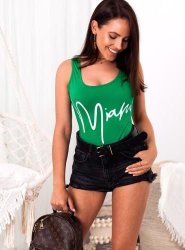 Body MIAMI - zielone