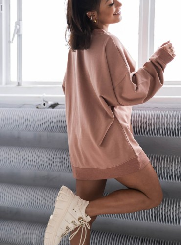 Bluza Lucy - mocca