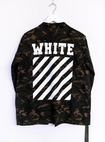 Koszula white army - moro