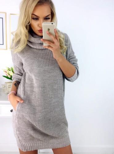 Sweterek JENNY - beżowy