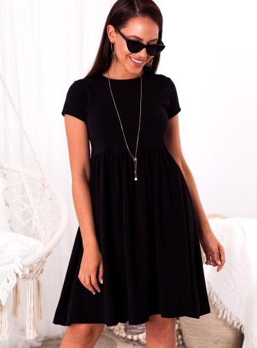 Sukienka SARI - czarna