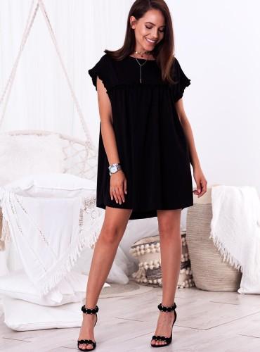 Sukienka LYRA - czarna