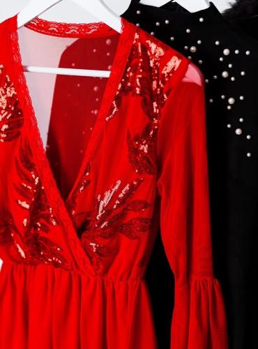 Bluzka MARRY - czerwona