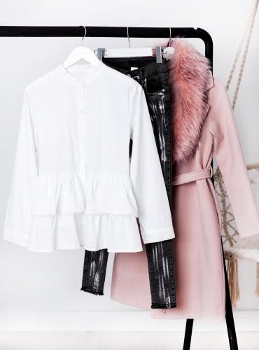 Koszula DESMO - biała