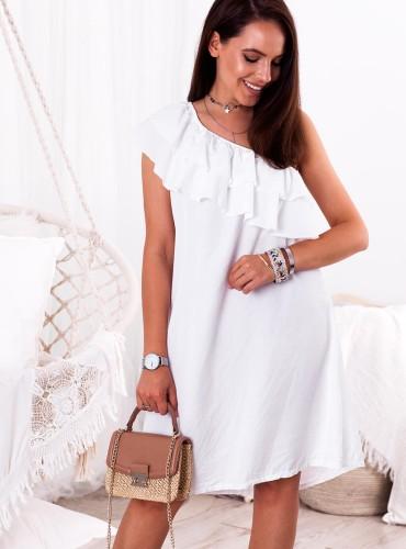 Sukienka Octavia - biała