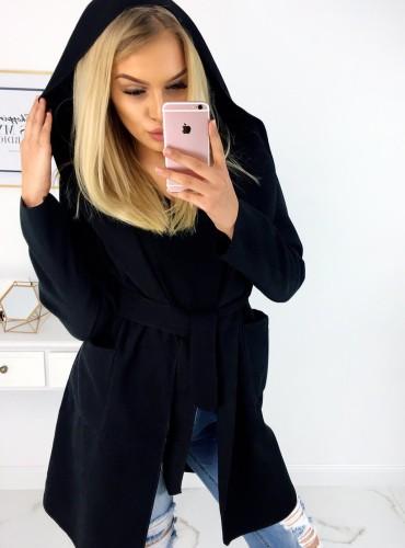 Płaszcz Yeter - czarny