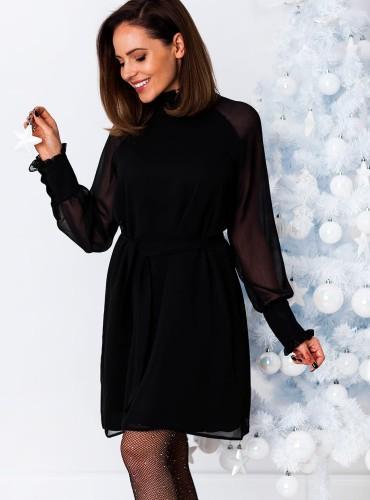 Sukienka SANT- czarna