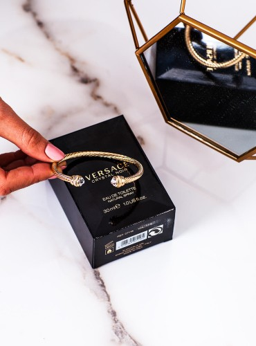 bransoletka diamond - gold