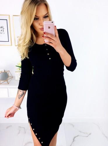 Sukienka REYA - czarna