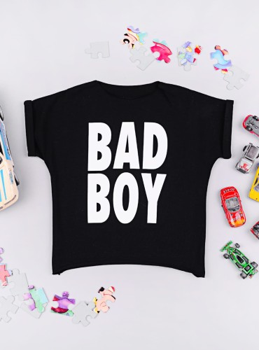 T-SHIRT BAD BOY kids