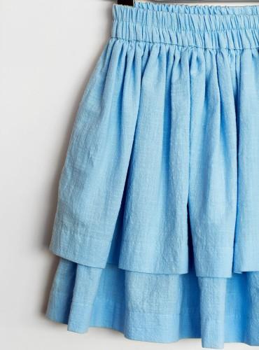 Spódnczka JULIA baby blue