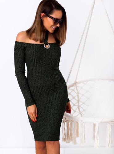 Sukienka PALOMA - khaki