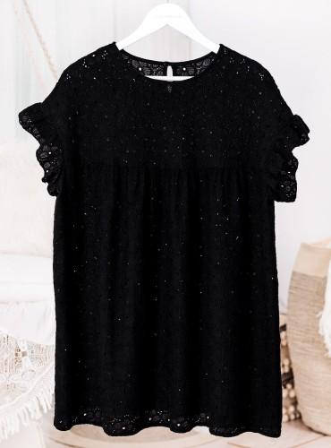 Sukienka BOHO BALI - czarna