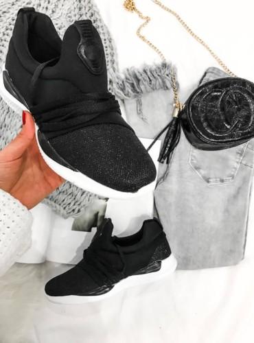 Adidasy brilliant - czarne