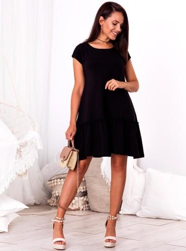 Sukienka Jupiter summer - czarna