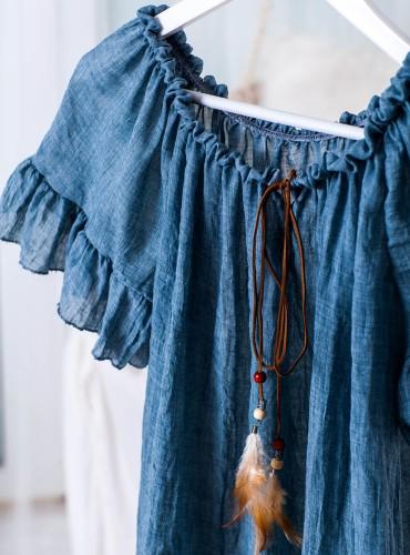 Hiszpanka POCAHONTAS - jeans