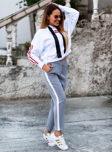 Spodnie SPORT - szare