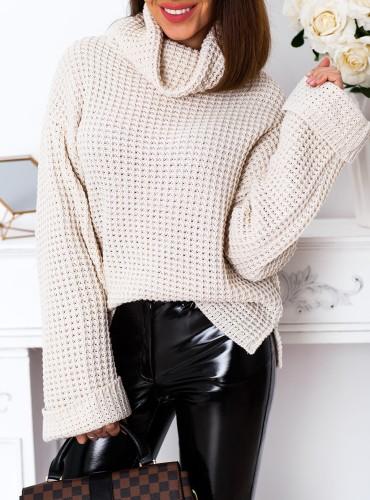 Sweterek RICH - beżowy